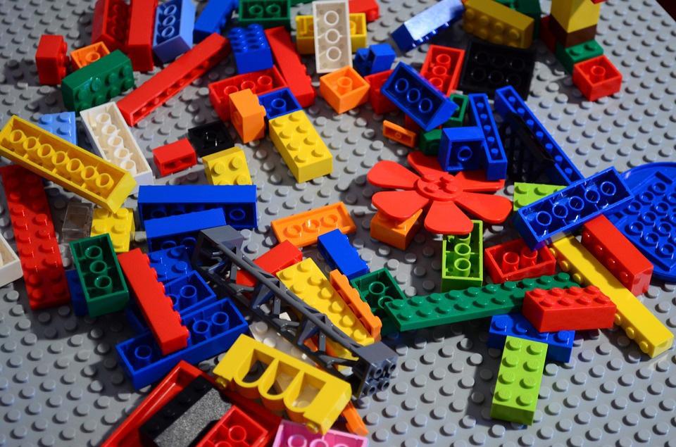 Lego gezocht
