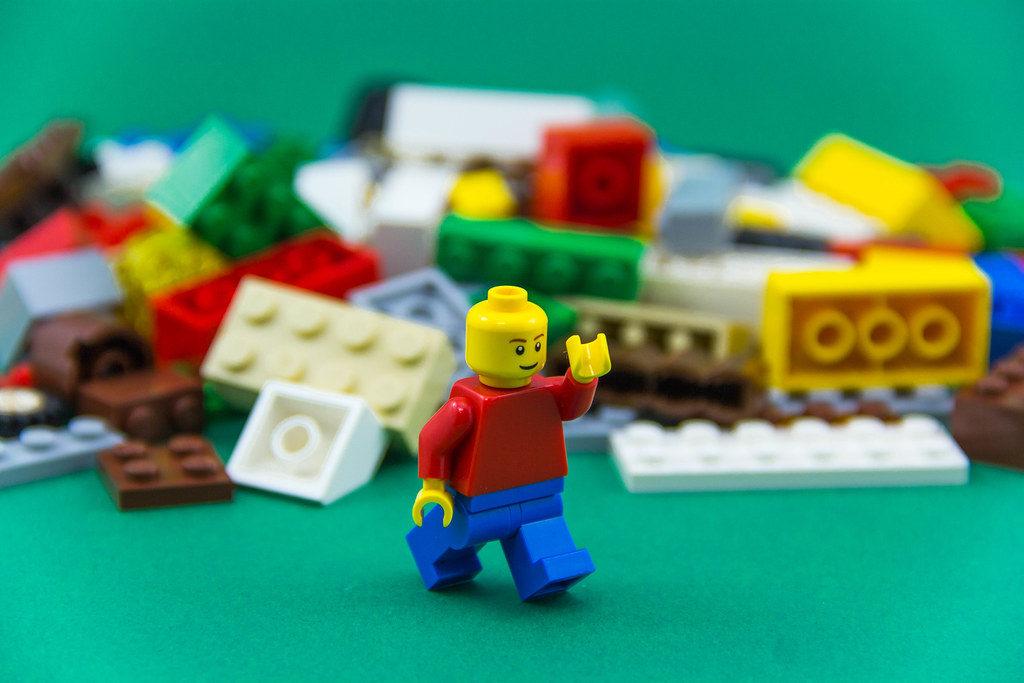 Lego vraag en antwoord